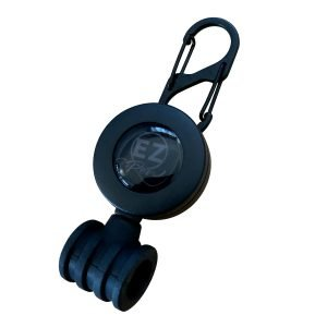 Ez Pen Retractable Reel Pro-Black